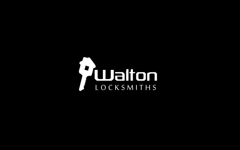 Locksmiths Services Logo Design