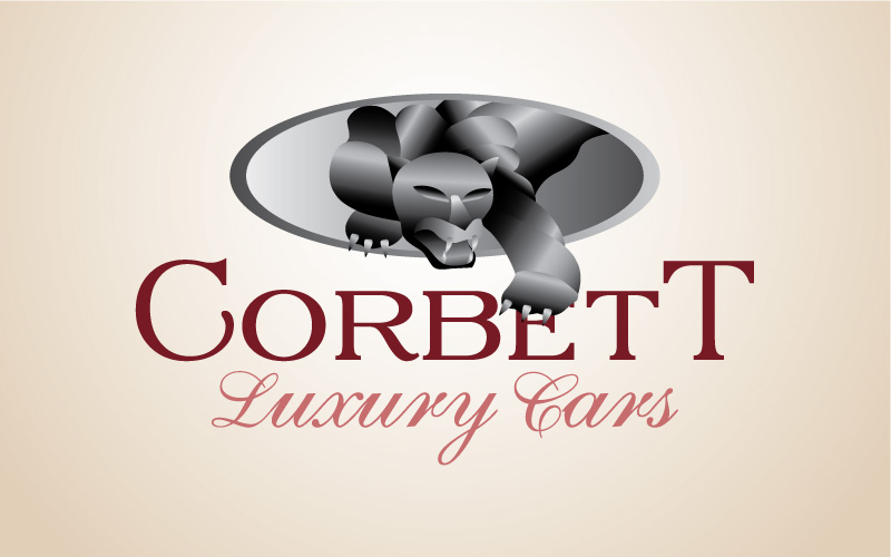 Luxury Car Hire Logo Design