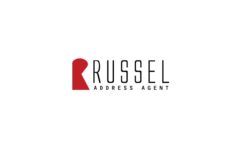 Mailboxes & Address Agents Logo Design
