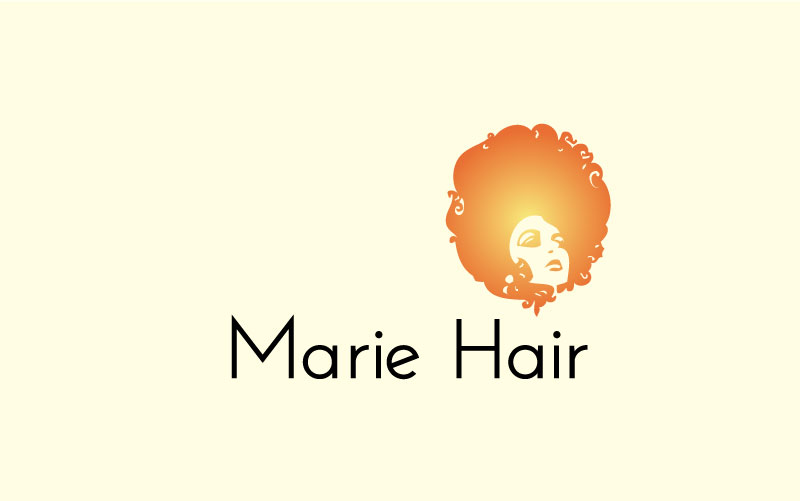 Hair Salon Logo Design