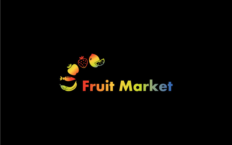 Markets Logo Design