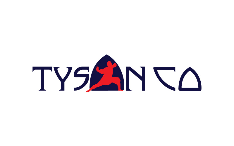 Martial Arts Equipment Logo Design
