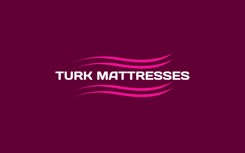 Mattresses Logo Design