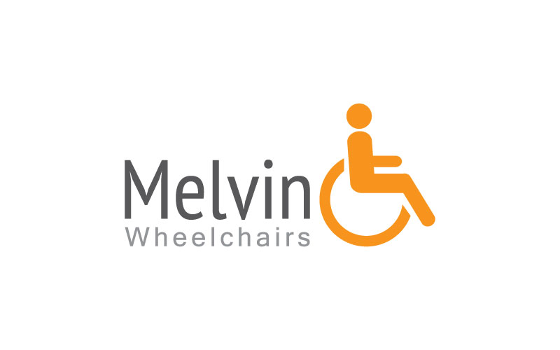 Wheelchairs Logo Design