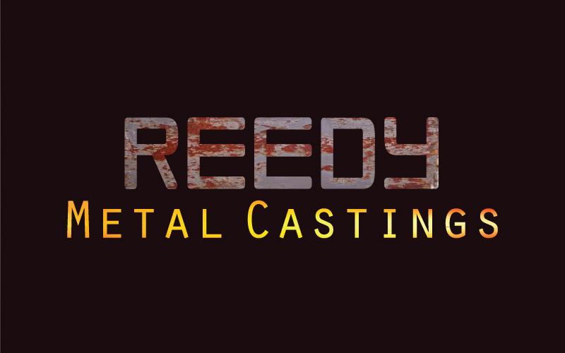 Metal Castings Logo Design