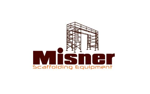 Scaffolding Equipment Logo Design