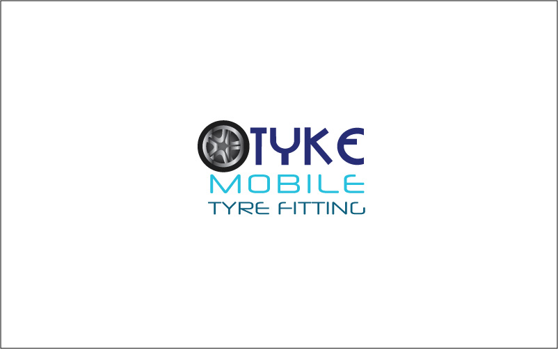 Mobile Tyre Fitting Logo Design