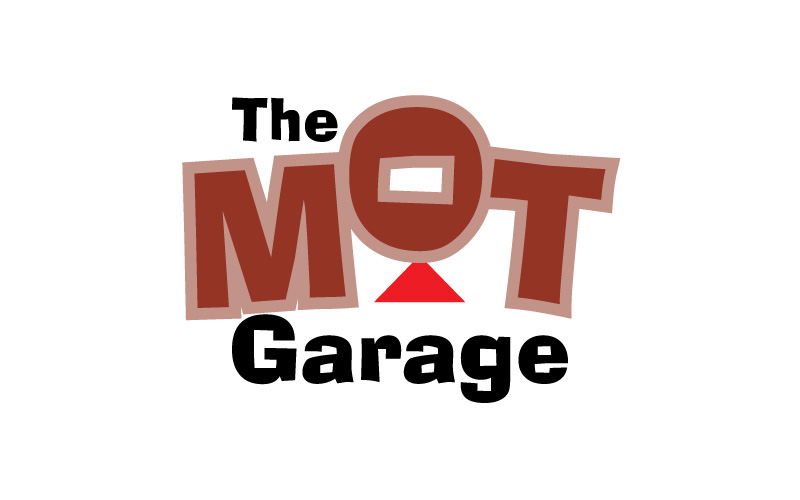 Mot Garage Logo Design