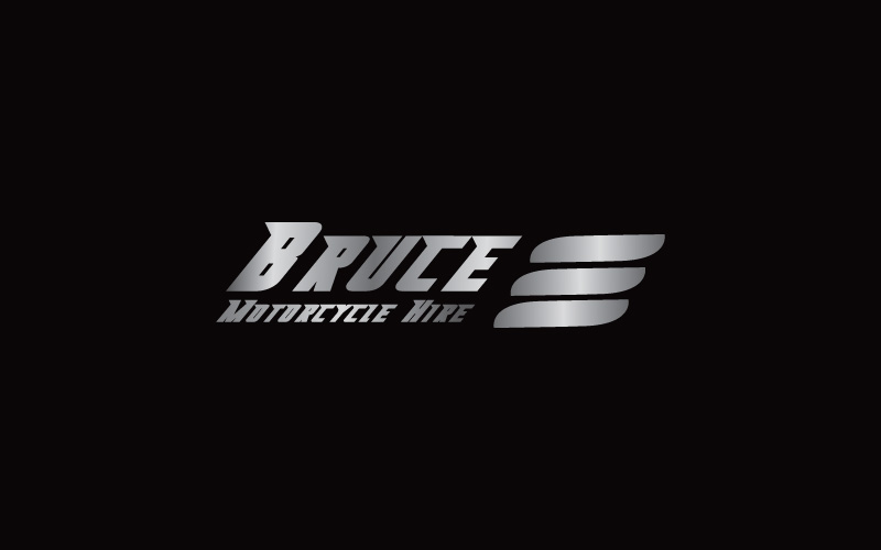 Motorcycle Hire Logo Design
