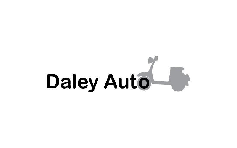Motorcycle & Scooter Dealers Logo Design