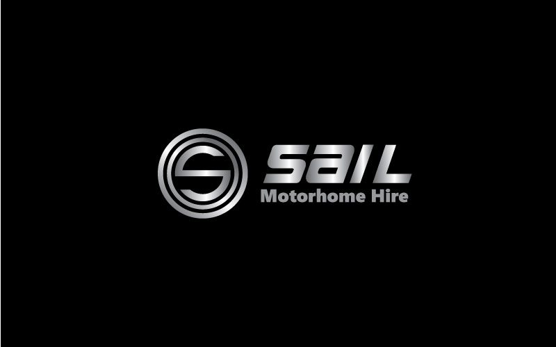 Motorhome Hire Logo Design