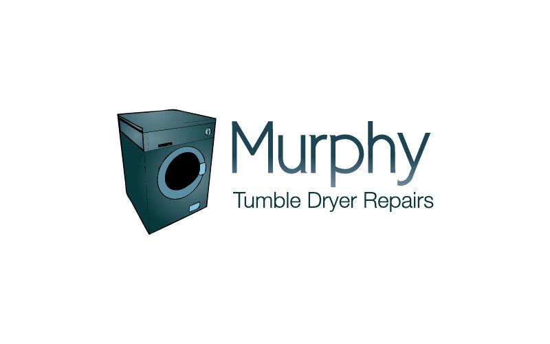 Washing Machine Repairs Logo Design