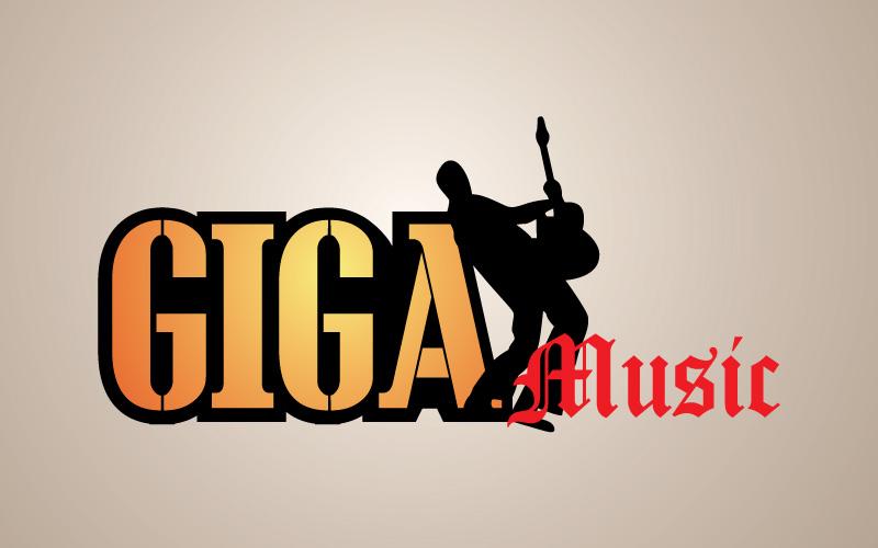 Musical Instruments Logo Design