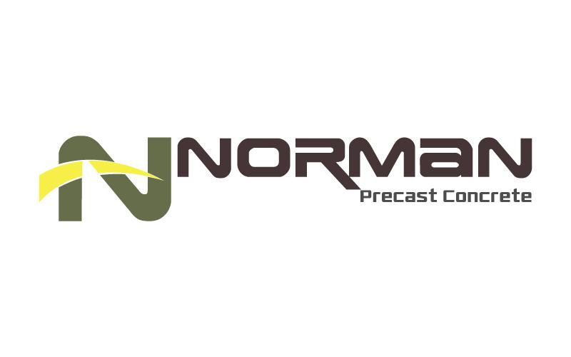 Precast Concrete Logo Design