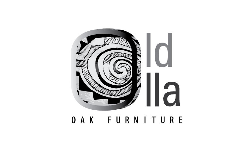 Oak Furniture Logo Design