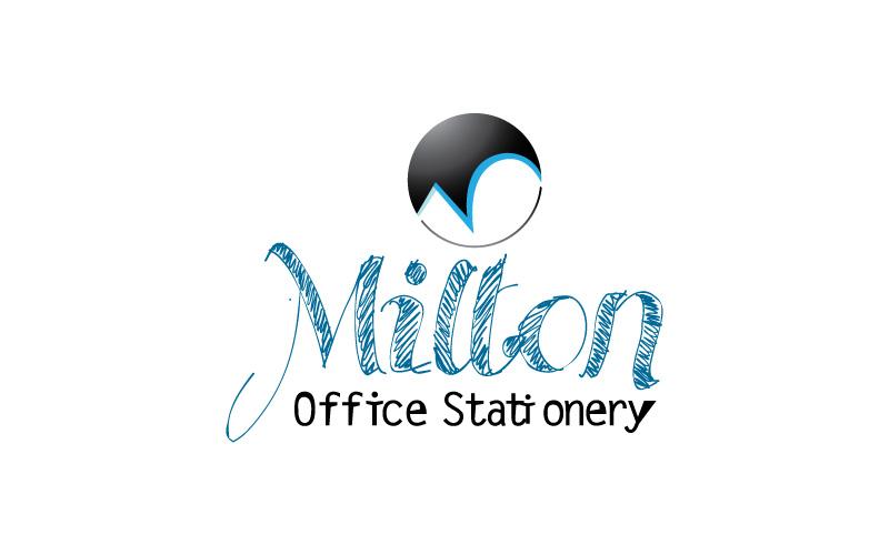 Office Stationery Logo Design