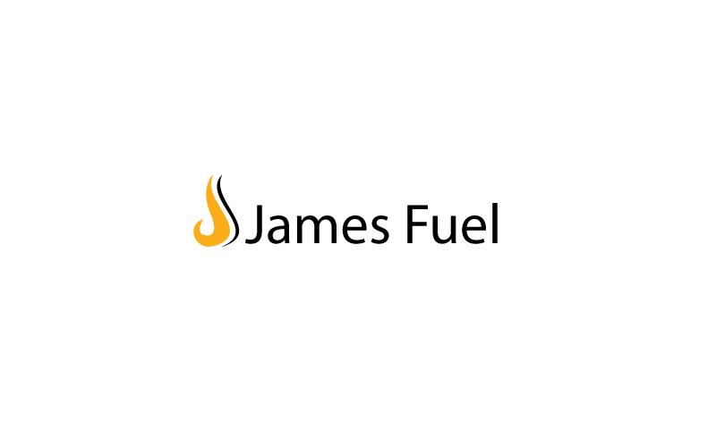 Oil Fuel Distributors & Suppliers Logo Design