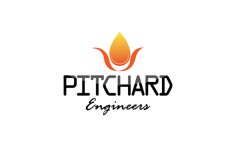 Oil Heating Engineers Logo Design