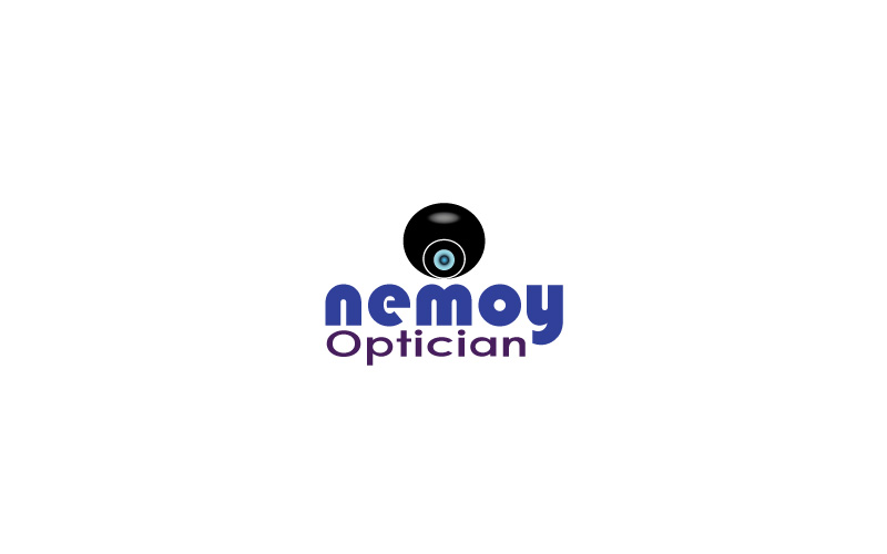 Ophthalmic Opticians Logo Design