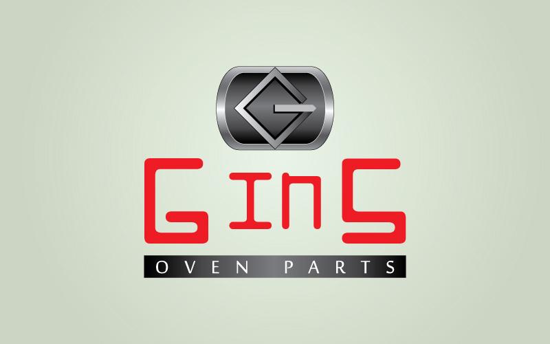 Oven Parts Logo Design