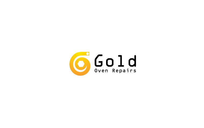 Oven Repairs Logo Design