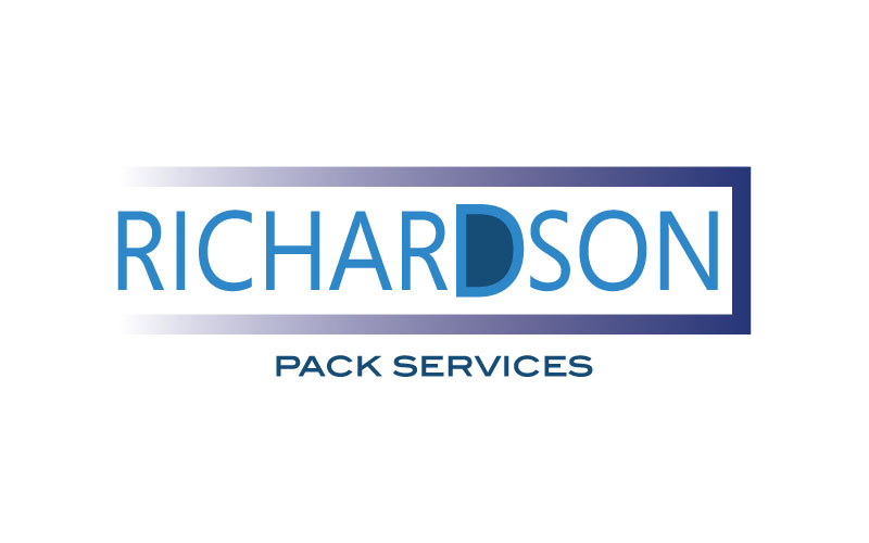Packaging Services Logo Design