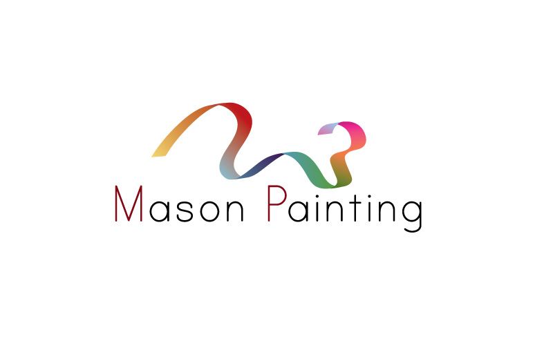 Painter Contractors Logo Design