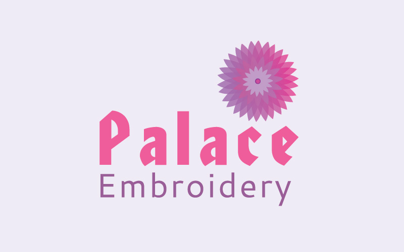 Embroidery Logo Design