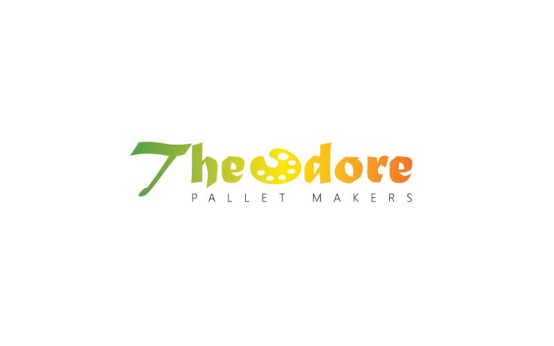 Pallet Makers Logo Design