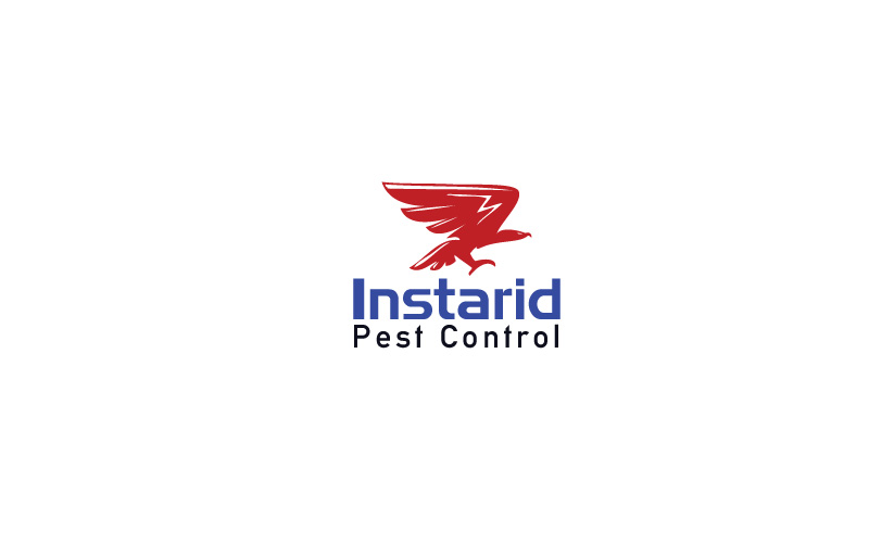 Pest & Vermin Control Supplies Logo Design