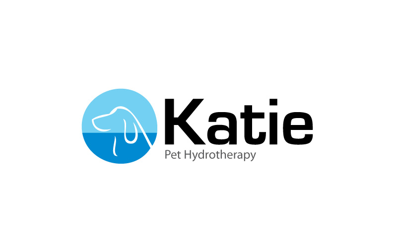 Pet Hydrotherapy Logo Design