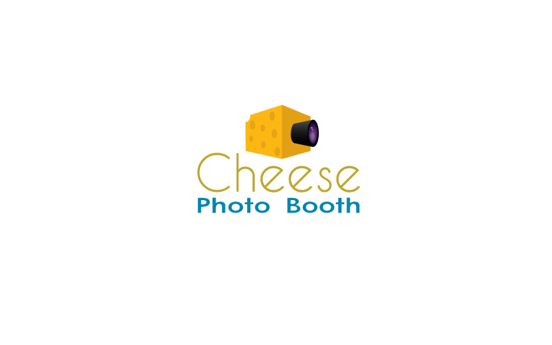 Photo Booths Logo Design