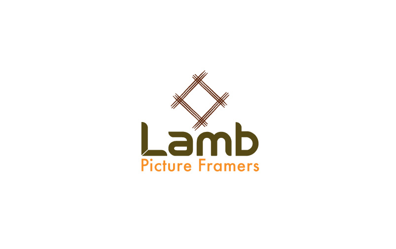 Picture Framers Logo Design