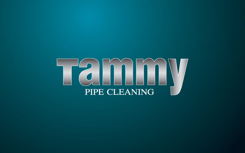 Pipe Cleaning Logo Design