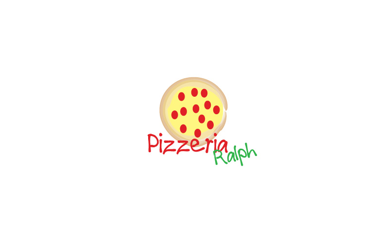 Pizza Restaurant Logo Design