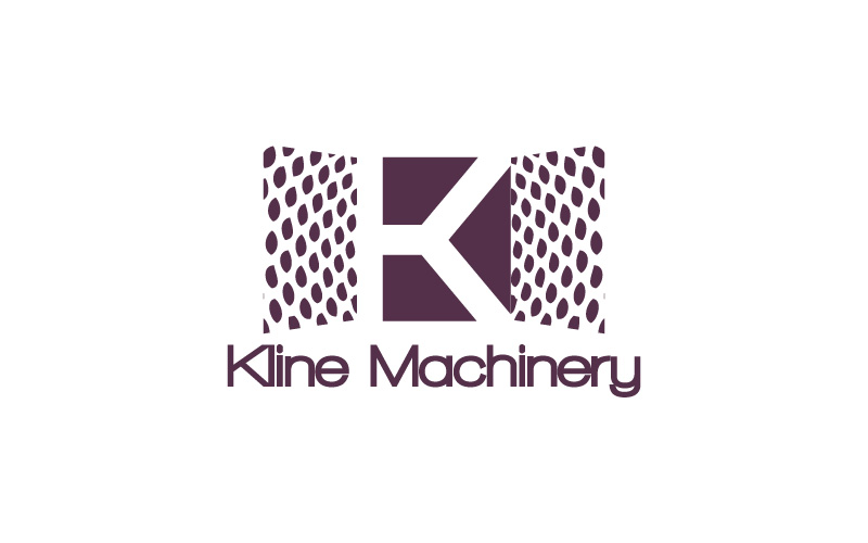 Plant & Machinery Dealers Logo Design