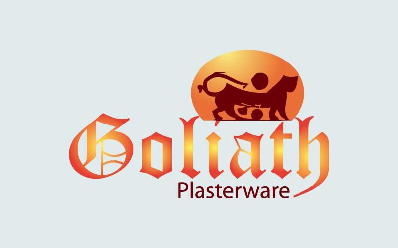 Plaster Ware Logo Design