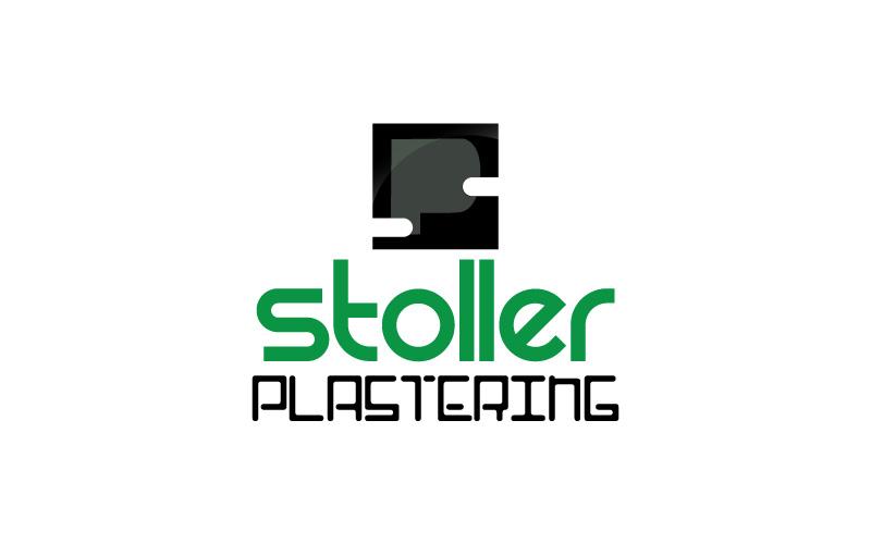 Plastering & Screeding Logo Design