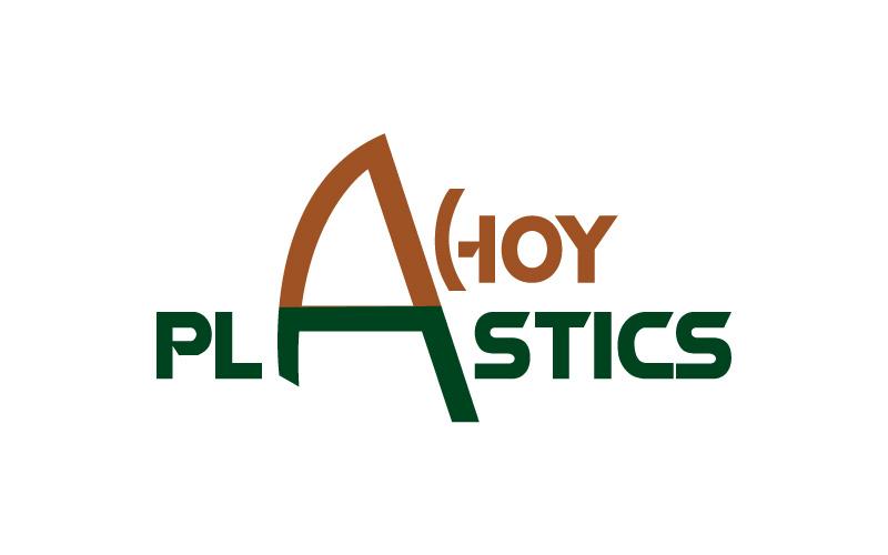 Plastics Logo Design