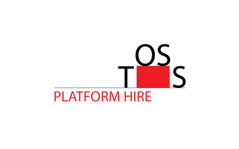 Platform Hire Logo Design