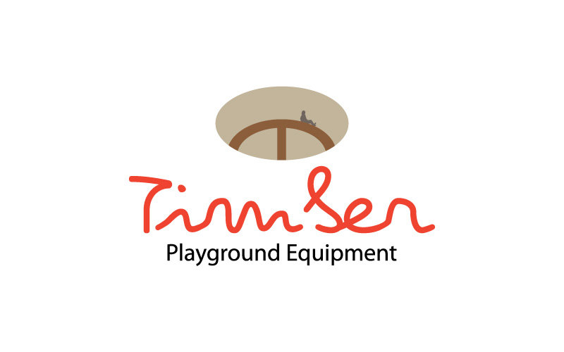 Playground Equipment Logo Design