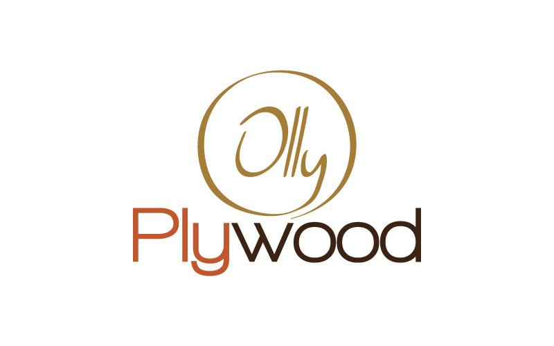 Plywood Logo Design