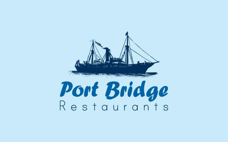 Portuguese Restaurants Logo Design
