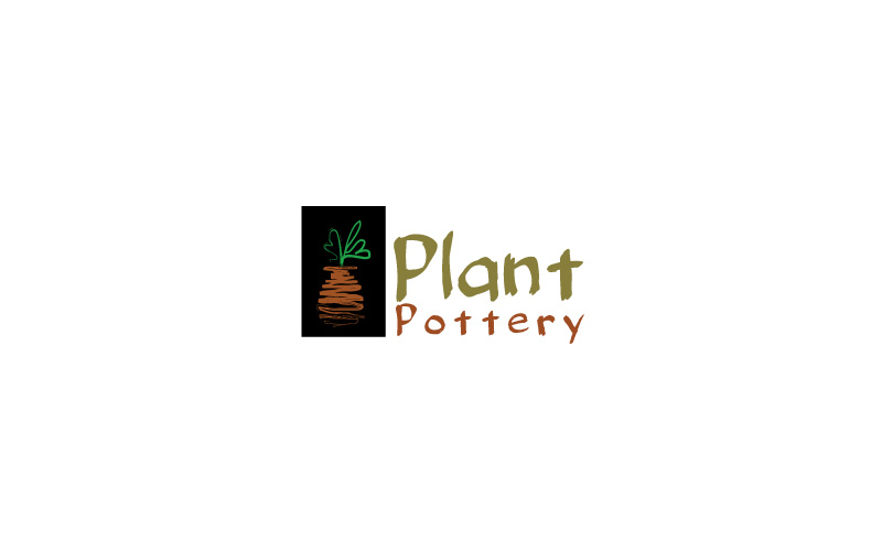 Pottery Suppliers & Services Logo Design