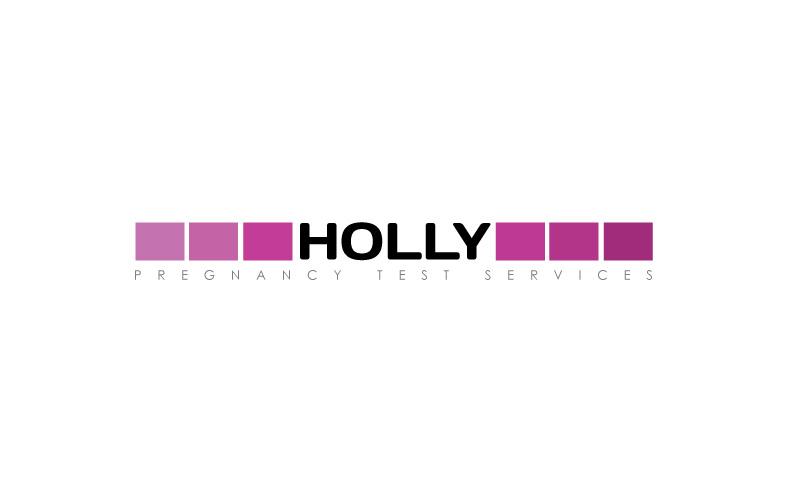Pregnancy Test Services Logo Design
