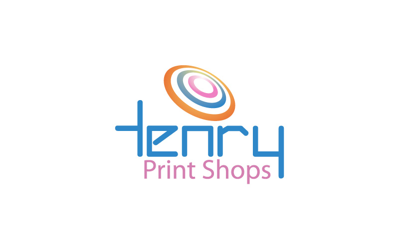 Print Shops Logo Design