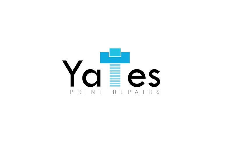 Printer Repairs Logo Design