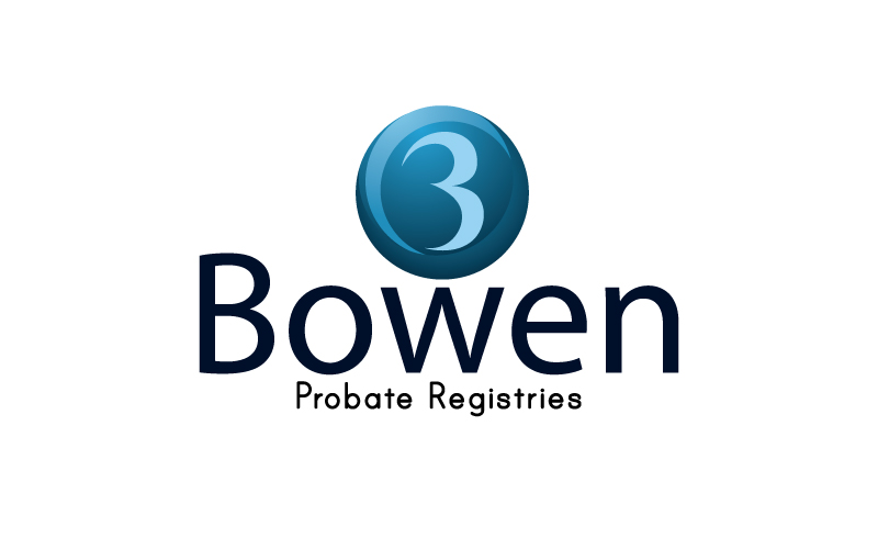 Probate Registries Logo Design