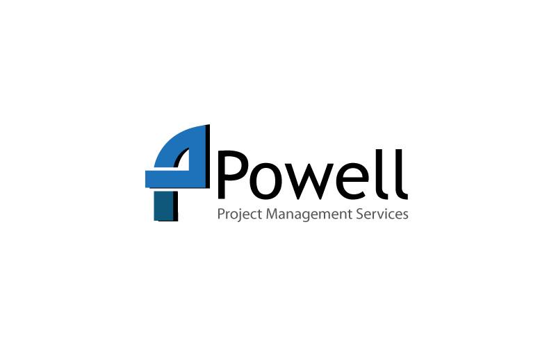 Project Management Services Logo Design