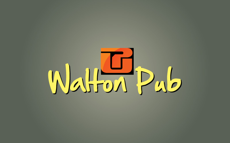 Pubs And Clubs Logo Design